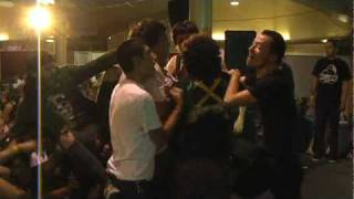 """Touche Amore """"Honest Sleep"""" (Live at Sound & Fury 7.23.10)"""