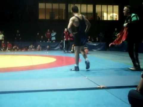 LEM Finale Juri Baron gegen David Harutumian