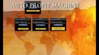 Auto Profit Machine — Зарабатывайте Автоматические Комиссии | Программа Заработать на Автомате
