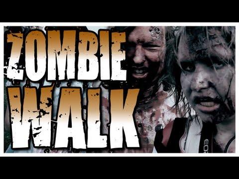Zombie Walk - Barrie Ontario 2011