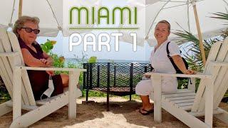 Miami - Part 1 | VLOG