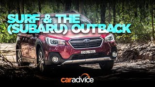 2018 Subaru Outback 2.5i Premium review: The surfing trip