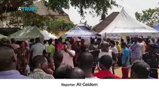 #NigeriaDecides: Voters take turn to vote at Efab Estate Abuja