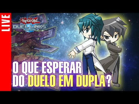O QUE ESPERAR DO DUELO EM DUPLA? - Yu-Gi-Oh! Duel Links #L44