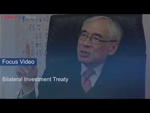 China-U.S.: Bilateral Investment Treaty