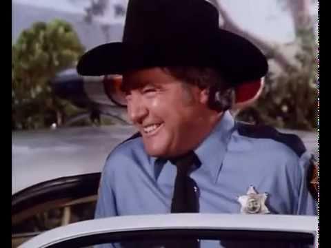 This is sheriff  Rosco P. Coltrane!