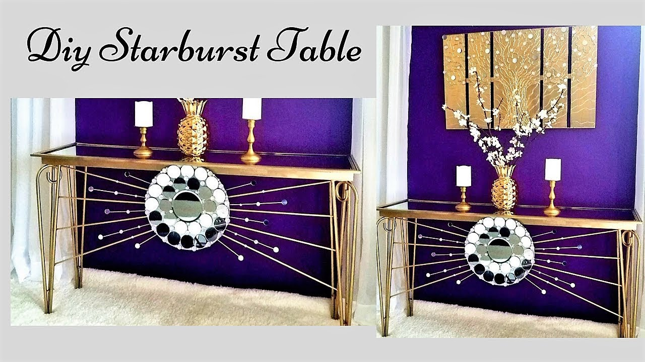 Diy Luxury Bespoke Table For Less