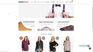 WooPress - Responsive Ecommerce WordPress Theme Oli Zackary