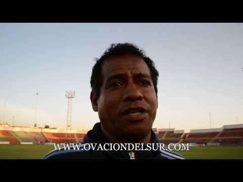 Entrevista a César Espino, DT de San Simón de Moquegua - Copa ...