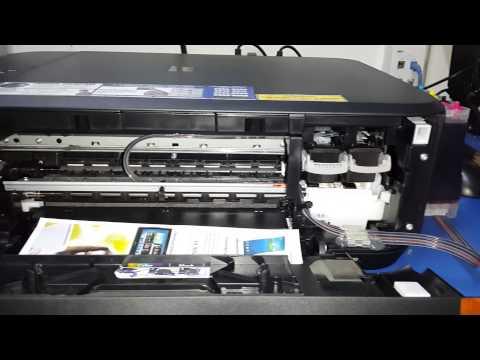Ciss Installation For Canon Mg6320 Mg7120 Mg6240 Mg5520