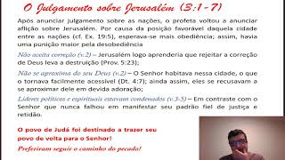 Julgamento e Benção   11/07/21