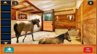 Locked Horse Farm Escape walkthrough FEG.