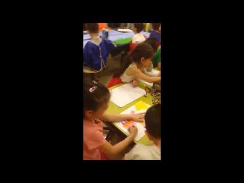 Etki Okulları Uranüs Sınıfı Resim Dersinde :)