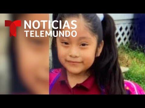 Buscan a niña hispana desaparecida en New Jersey   Noticias Telemundo