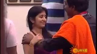 Mallu hous GS Pradeeps hot kiss and super hottest moments