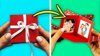 12 CUTE PRESENT IDEAS
