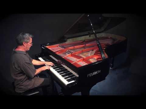 Albeniz 'Asturias' (Leyenda) PIANO SOLO - P. Barton (version 2)