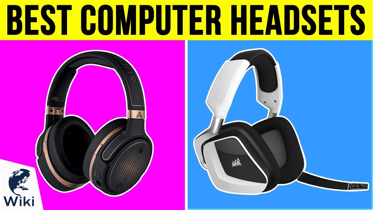 73e3d00be59 Top 10 Computer Headsets of 2019 | Video Review