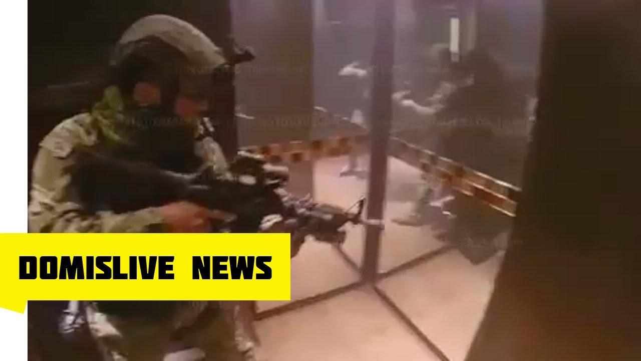 el chapo safe house raid video footage 2016