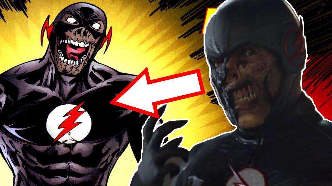 Who is the Black Flash? - The Flash Season 3 - YouTube