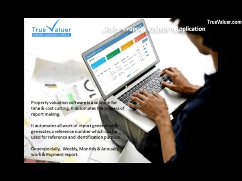 Property Valuation Software, Real Estate Valuation Application - True Valuer