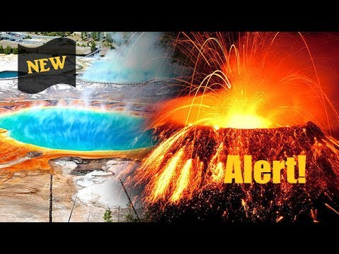 Bombshell Report Warns that Yellowstone Supervolcano Eruption is Imminent