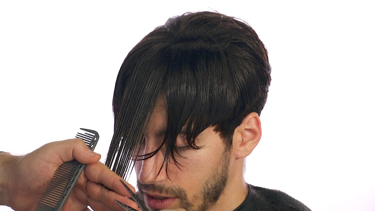 Mens Haircut Tutorial Thesalonguy Youtube