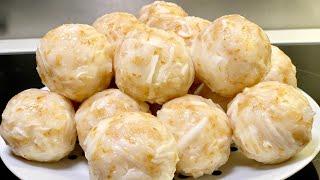 Công thức nhân sữa dừa thơm ngon cho bánh Trung thu_Bếp Hoa