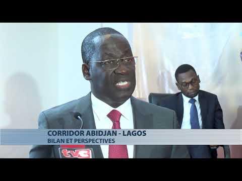 Evaluation des 16 ans de mise en oeuvre du Corridor Abidjan-Lagos