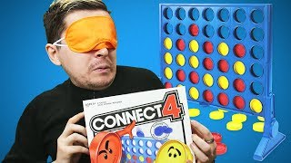 BLINDFOLDED CONNECT 4