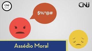 Assédio Moral No Trabalho O Que é E O Que Fazer CNJ Serviço