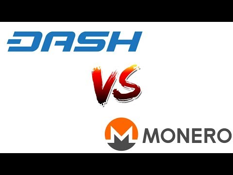 Dash Vs Monero... is Dash flawed?