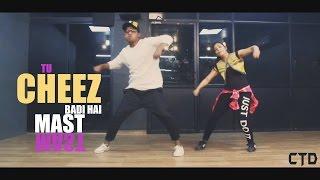 Tu Cheez Badi Hai Mast Mast | Machine | bollywood dance Choreography | ctd bharuch
