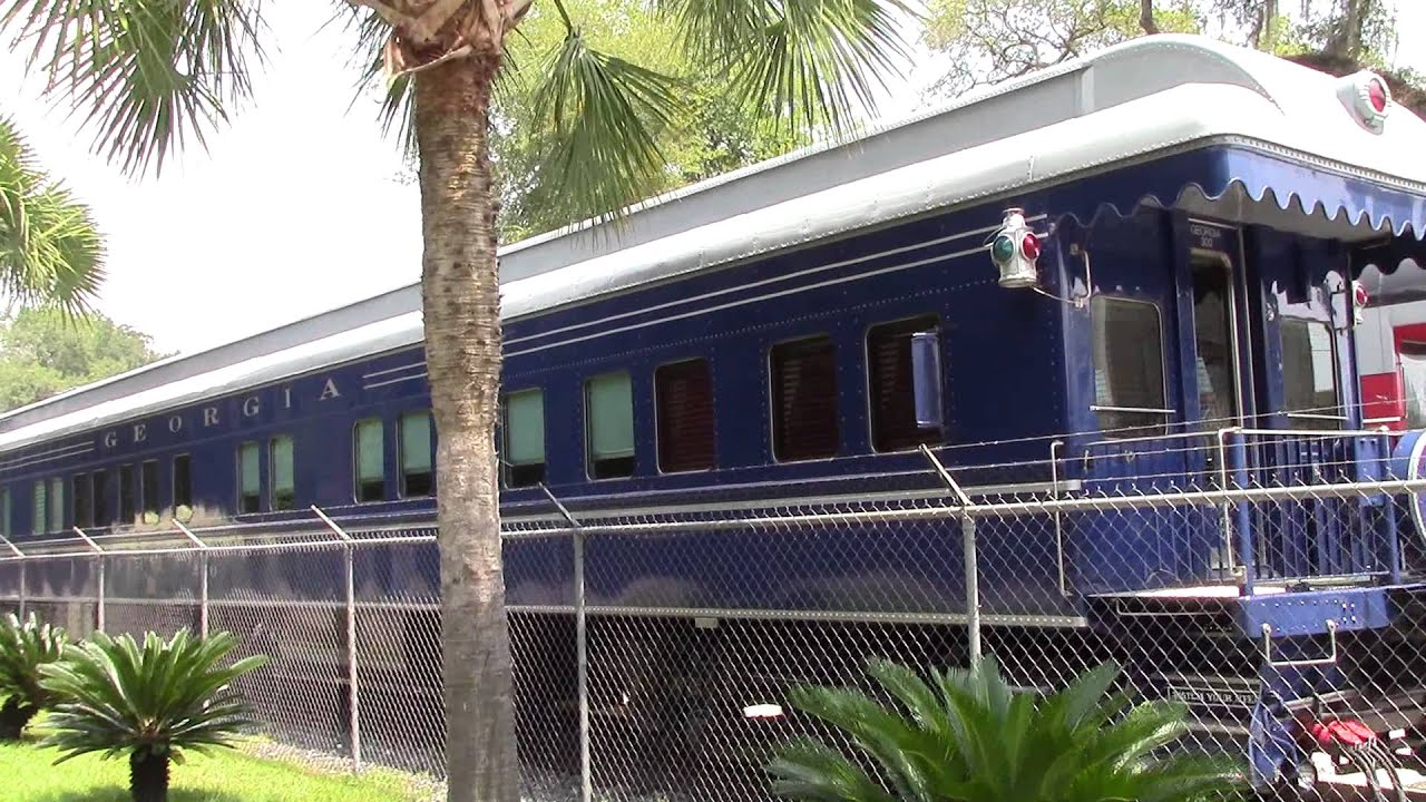 Orange Park Private Rail Cars