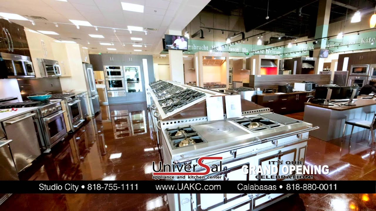 Wonderful Grand Opening Of The New Universal Appliance And Kitchen Center Showroom In  Calabasas   YouTube