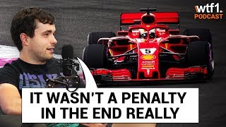 Was Vettel's 5 Second Penalty Fair?