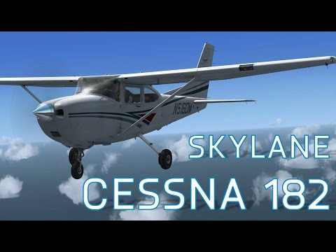 FlightSim Com Review A2A Simulations C182 Skylane