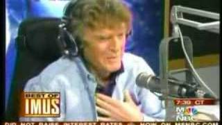 Imus In The Morning 10 Year Anniversary On MSNBC
