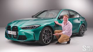 New 2021 BMW M3 Competition! FIRST LOOK WALKAROUND and SOUND CHECK