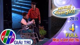 THVL | Người kể chuyện tình Mùa 3 - Tập 4: Nhạc sĩ Anh Việt Thu