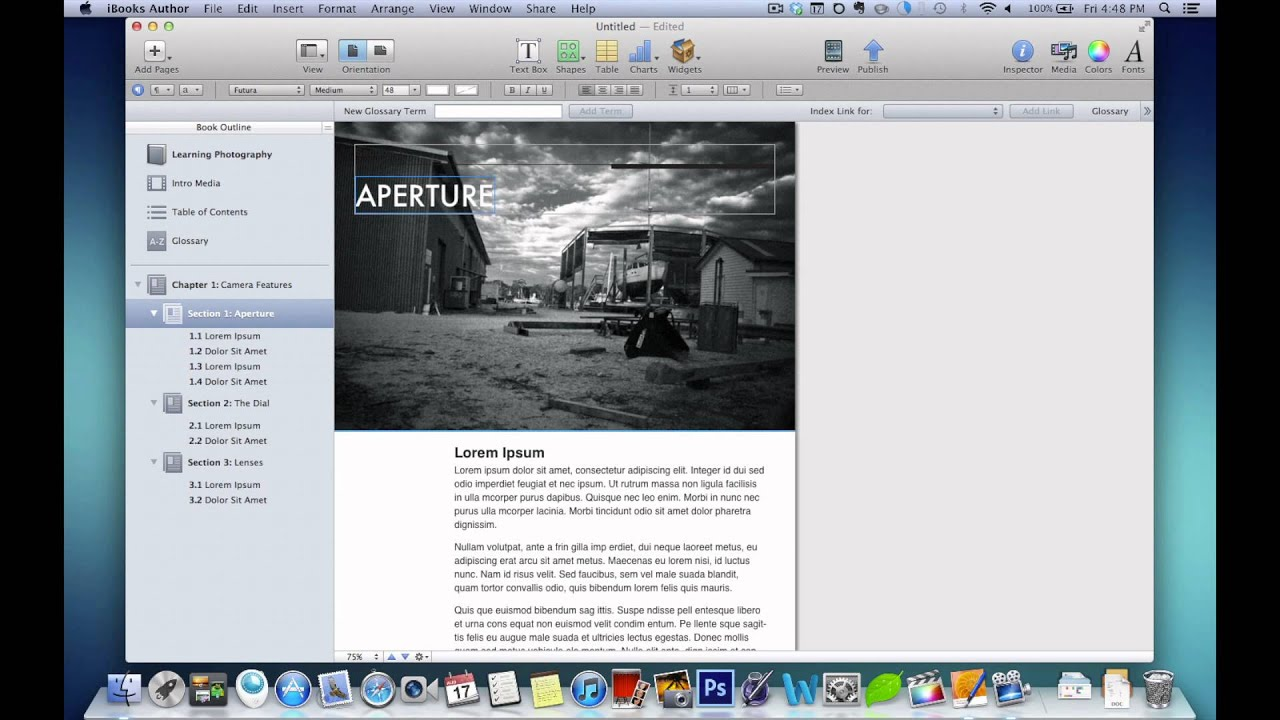 ibooks author the complete beginner s guide youtube rh youtube com iBook Author for iPhone iBook Author for iPhone