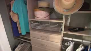 Diy Network Blog Cabin - Easyclosets Space Saving Storage Systems