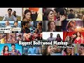 Biggest Bollywood Mashup  All Hit Song Love Mashup Song Kratim Dipti Find Out Think  Mp3 - Mp4 Download