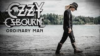 Ozzy Osbourne   Ordinary Man Audio ft  Elton John