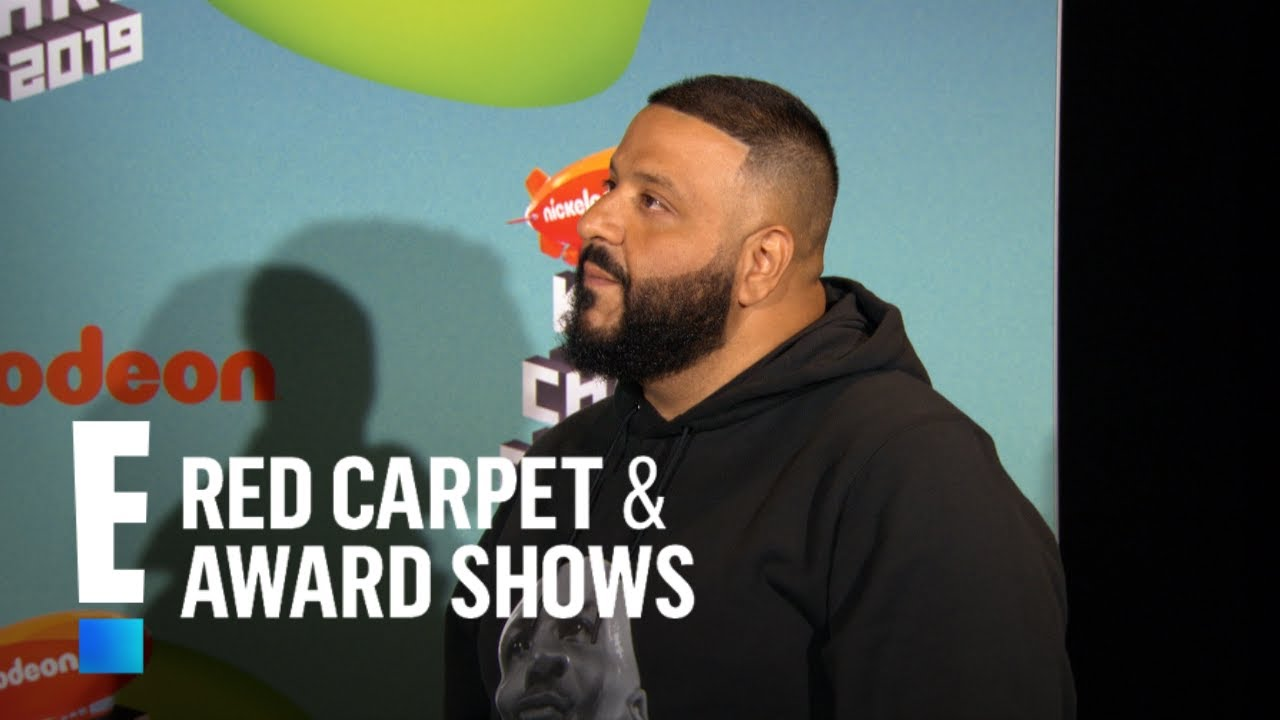 DJ Khaled Says His Son Asahd Makes Him Better & Greater | E! Red Carpet & Award Shows