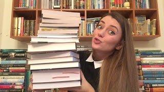 Книжные покупки января. 1 часть
