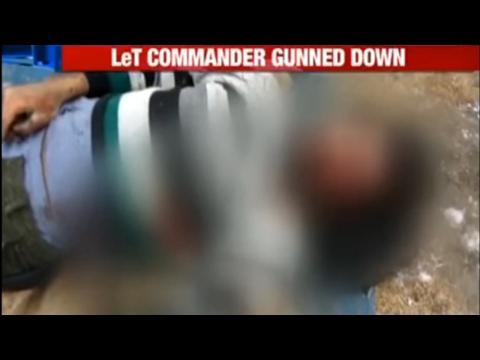 Joint Forces Kill Top Lashkar Commander In Bandipore