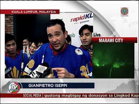 Kauna-unahang ginto sa ice hockey sa SEA Games, nakamit ng Pilipinas