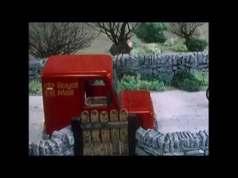 Postman Pat Adult version