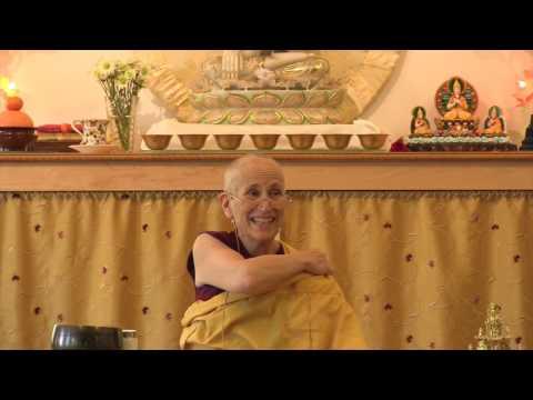 93 The Gomchen Lamrim: Auxiliary Bodhisattva Ethical Restraints 13-18 05-26-17